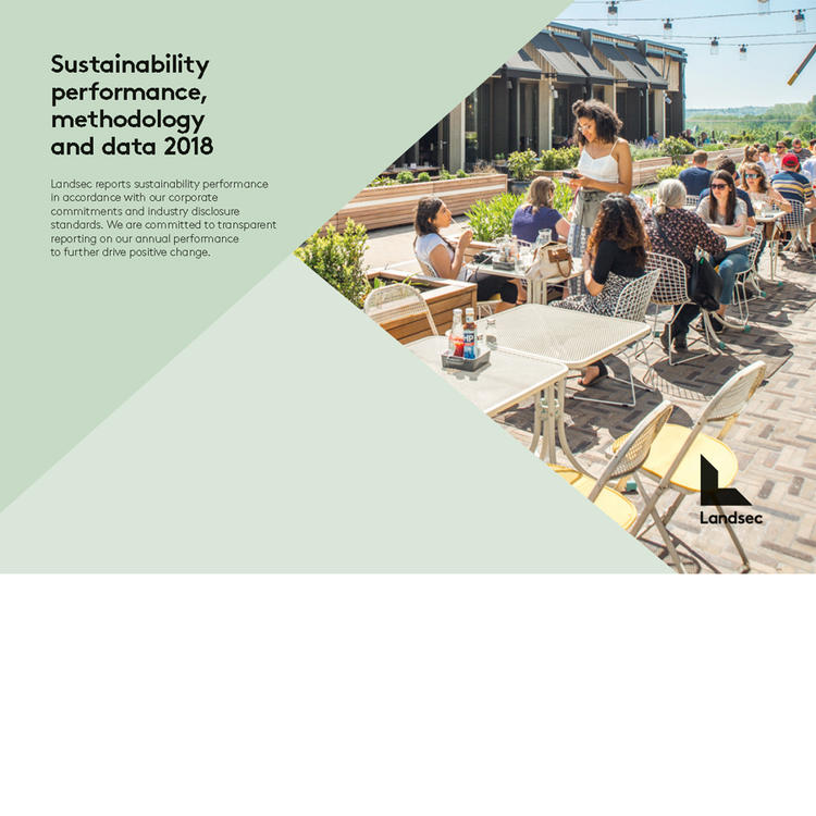 Sustainability data
