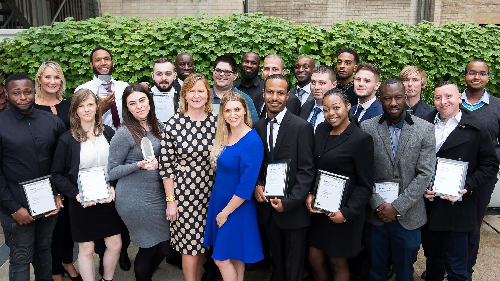 Community Employment Awards 2017