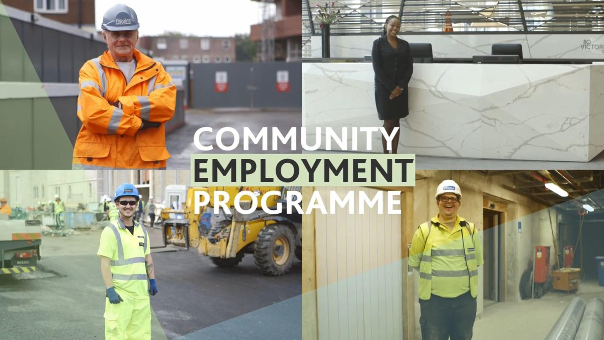 Community Employment Awards