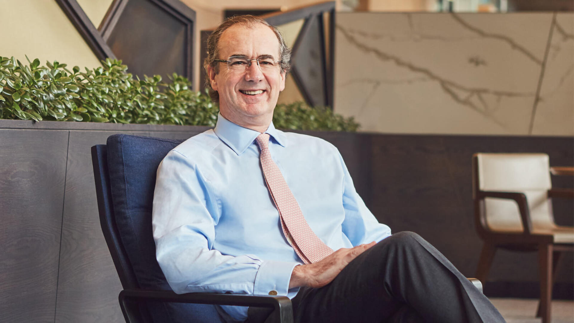 Robert Noel, Chief Executive